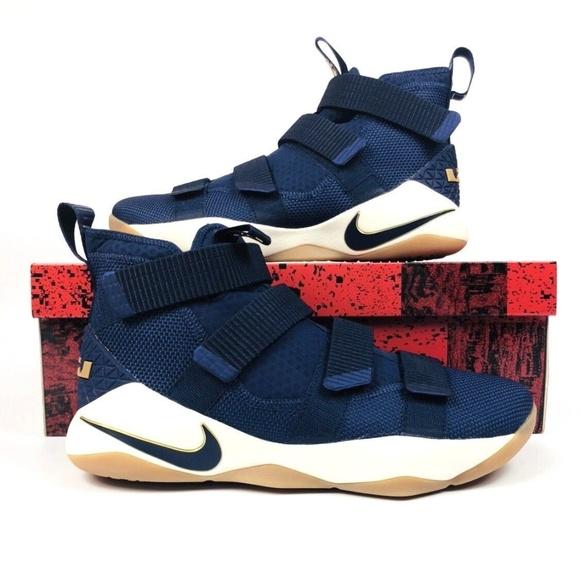cc6045a224d1 Nike LeBron Soldier XI